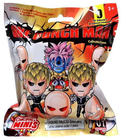 Original Minis Series 1 One Punch Man Mystery Pack