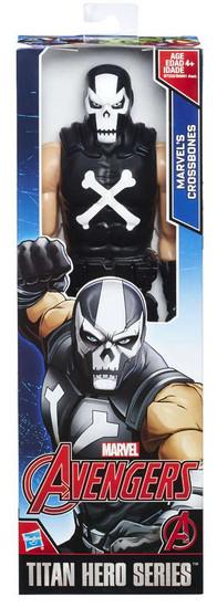 Marvel Avengers Titan Hero Series Crossbones Action Figure [Avengers]