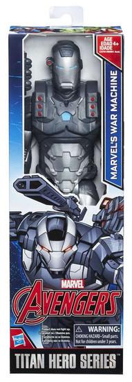 Avengers Titan Hero Series Marvels War Machine Action Figure