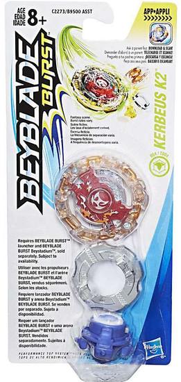Beyblade Burst Kerbeus K2 Single Top