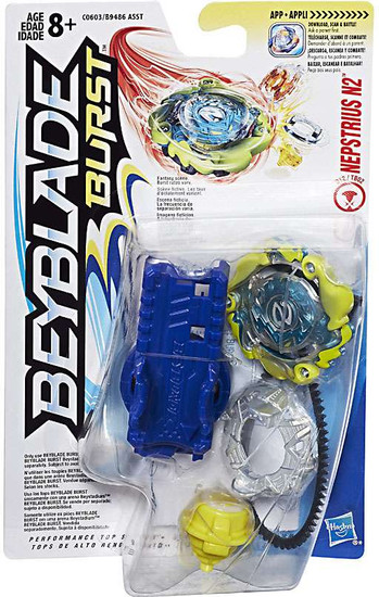 Beyblade Burst Nepstrius N2 Starter Pack
