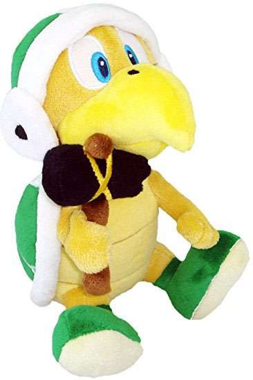 Super Mario Hammer Bros 9-Inch Plush