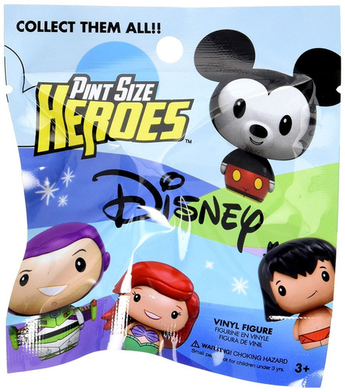 Funko Disney Pint Size Heroes Series 1 Mystery Pack