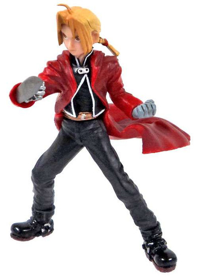 Fullmetal Alchemist Edward Elric PVC Figure [Regular]