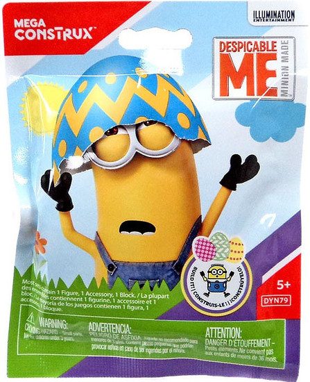 Despicable Me Minion Made Easter Mystery Pack [1 RANDOM Figure]