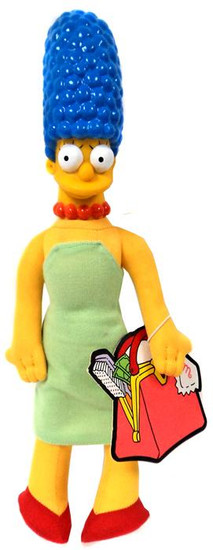 Burger King The Simpsons Marge Simpson 11-Inch Plush