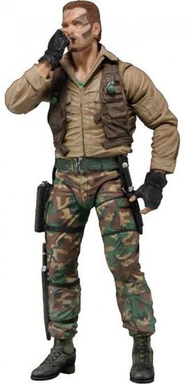 NECA Predator 30th Anniversary Jungle Extraction Dutch Action Figure
