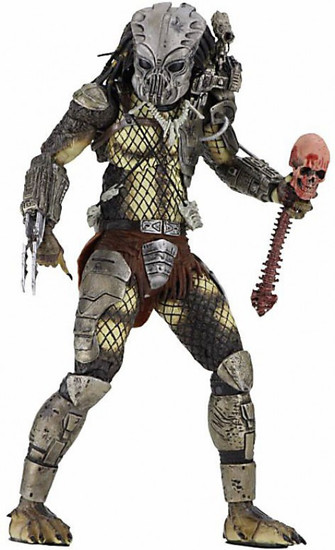 NECA Predator 30th Anniversary Jungle Hunter Masked (Prototype) Action Figure