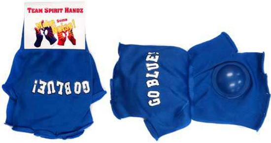 Team Spirit Handz Blue
