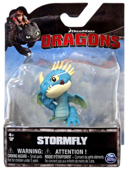 How to Train Your Dragon Stormfly 3-Inch Mini Figure