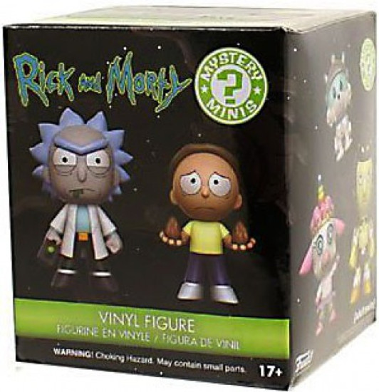 Funko Mystery Minis Rick & Morty Series 1 Mystery Pack