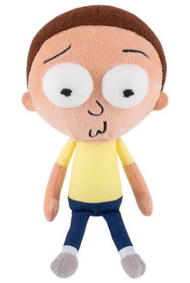 Funko Rick & Morty Galactic Series 1 Morty Plush [Whistle]