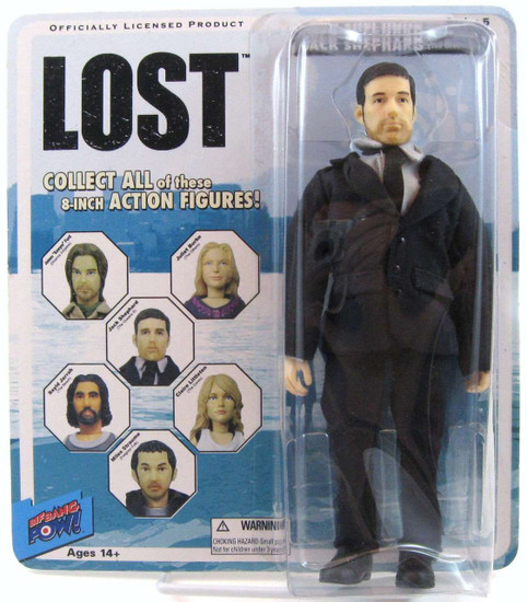 Lost Series 5 Jack Shepherd Action Figure