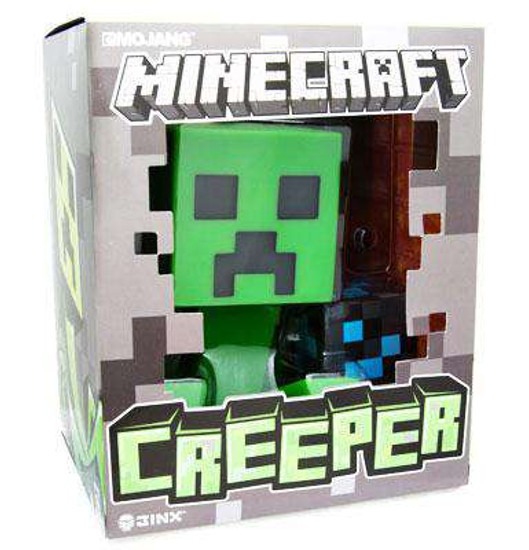 Minecraft Creeper 6-Inch Vinyl Figure [Damaged Package]