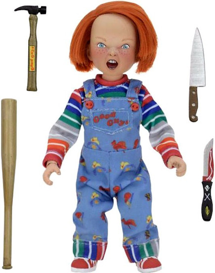 NECA Child's Play Chucky Clothed Action Figure