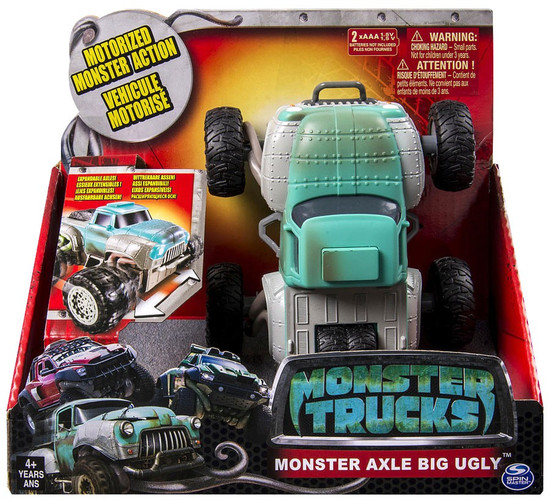 Monster Trucks Monster Axle Big Ugly Vehicle