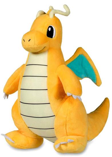 Pokemon Dragonite Exclusive 13-Inch Poke Plush [Large Size]