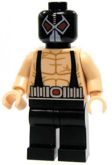 LEGO Batman Bane Minifigure [Version 2 Loose]