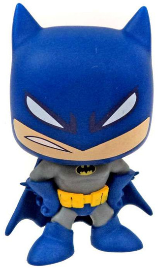 Funko DC Mystery Minis Blue & Grey Suit Batman 2.5-Inch Mystery Minifigure [Version 3 Loose]