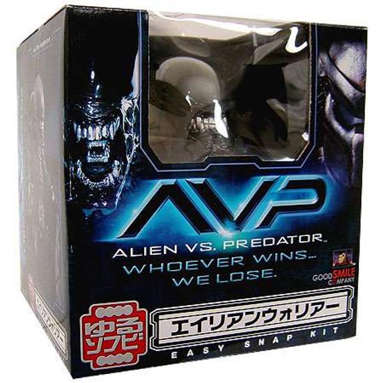 Alien vs Predator Movie Super Deformed Alien Warrior Kit