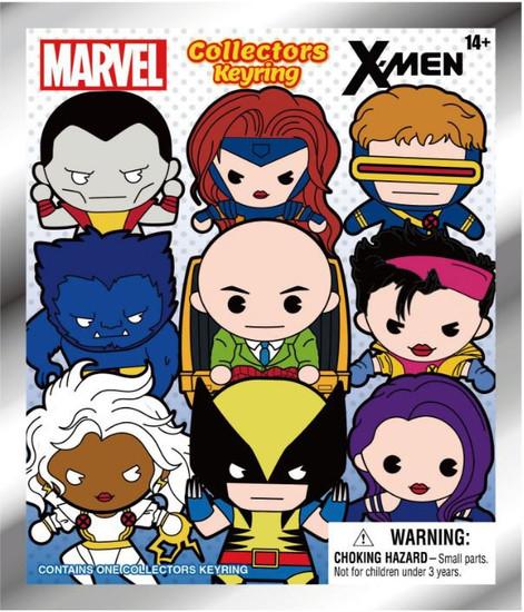 Marvel 3D Figural Keyring X-Men Mystery Pack