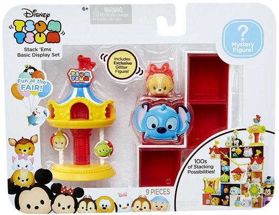 Disney Tsum Tsum Fun at the Fair Basic Display Set [Carousel]