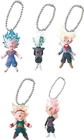 Dragon Ball Super UDM Mini Mascot Collection Mascot Charm 1.6-Inch Mystery Pack [1 RANDOM Figure]