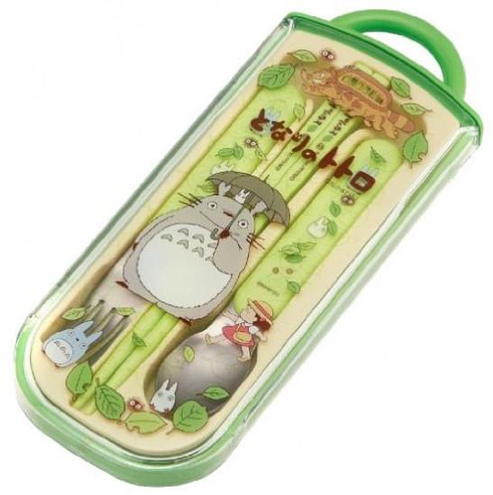 Studio Ghibli My Neighbor Totoro 3-in-1 Utensil Set