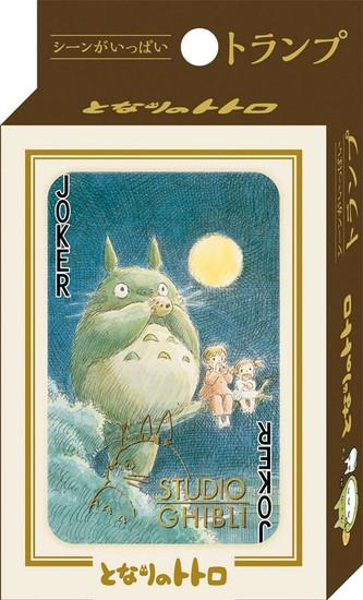Studio Ghibli My Neighbor Totoro Playing Cards