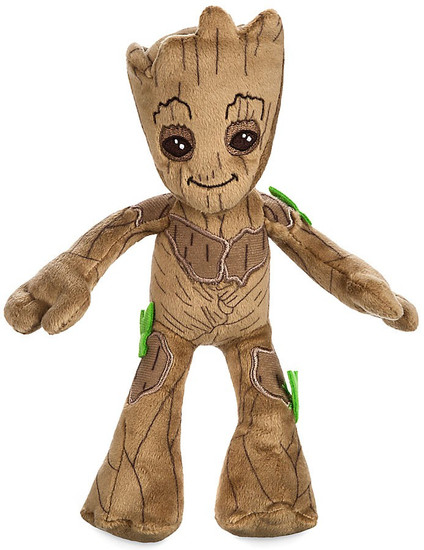 Disney Marvel Guardians of the Galaxy Vol. 2 Groot Exclusive 8.5-Inch Plush