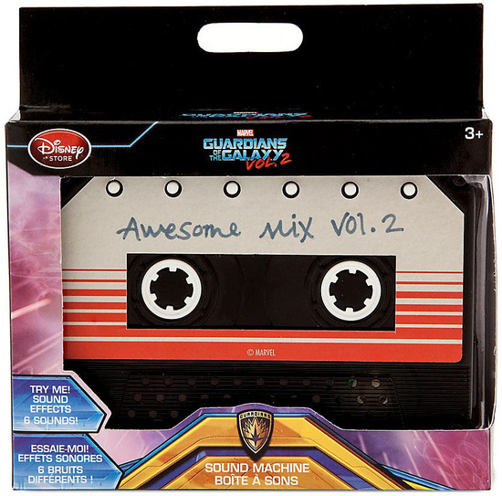 Disney Marvel Guardians of the Galaxy Vol. 2 Sound Machine Exclusive