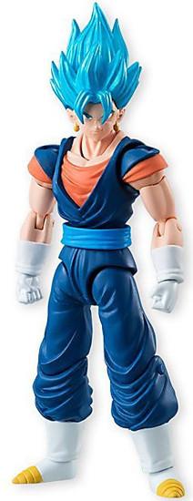 Dragon Ball Z Shokugan Shodo 5 SSGSS Vegito PVC Figure