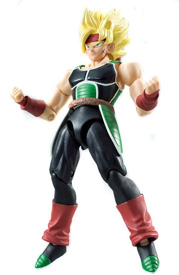Dragon Ball Z Shokugan Shodo 5 Super Saiyan Bardock PVC Figure
