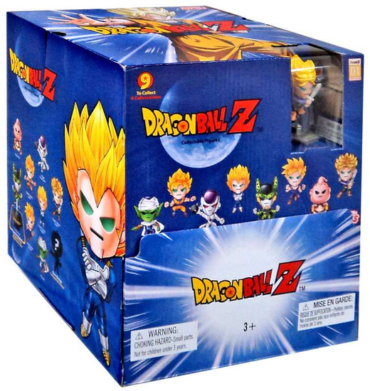 Original Minis Dragon Ball Z Series 1 Mystery Box [24 packs]