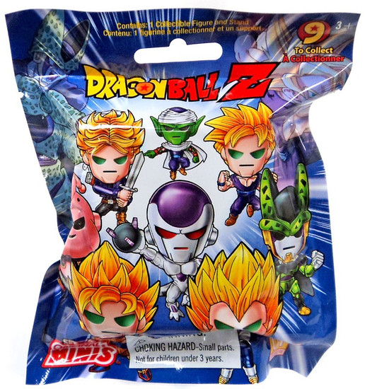Original Minis Dragon Ball Z Series 1 Mystery Pack