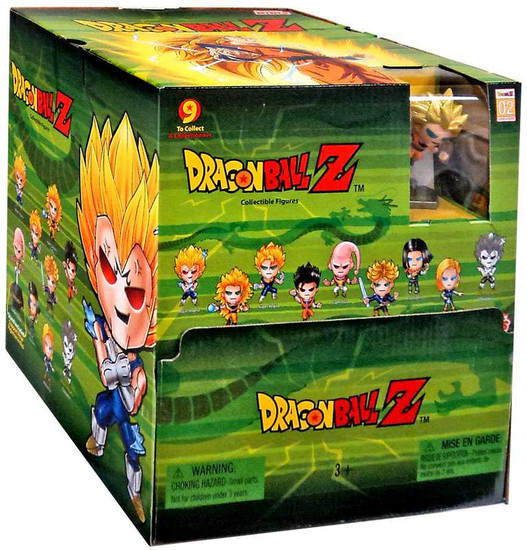 Original Minis Dragon Ball Z Series 2 Mystery Box [24 packs]