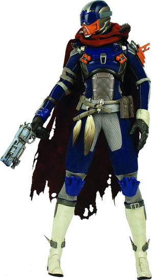 Destiny Bungie X ThreeA Hunter Collectible Figure [Retail version]