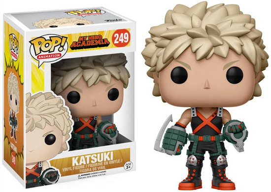 Funko My Hero Academia POP! Animation Katsuki Vinyl Figure #249