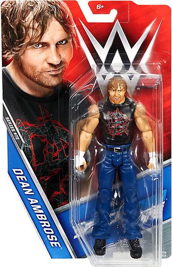 WWE Wrestling Series 72 Dean Ambrose Action Figure [Regular Version]