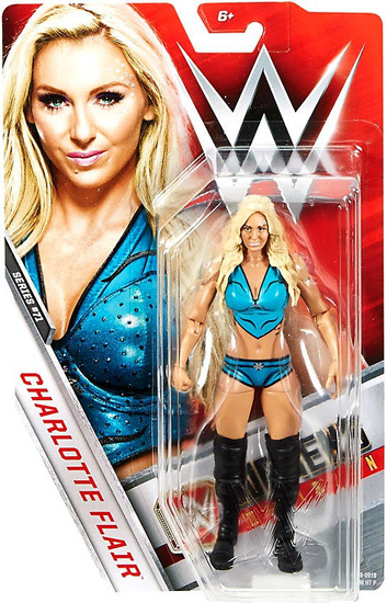 WWE Wrestling Series 71 Charlotte Flair Action Figure