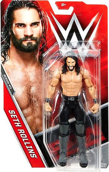 WWE Wrestling Series 71 Seth Rollins Action Figure