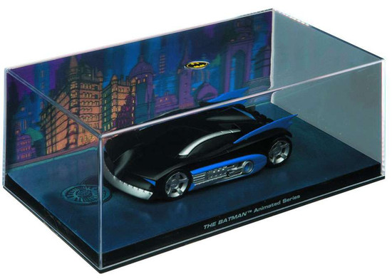 DC Batman Automobilia Collection The Batman Animated Series Batmobile Diecast Vehicle #18
