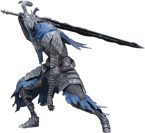 Dark Souls DXF Knight Artorias The Abysswalker 7-Inch Collectible PVC Figure Vol.2