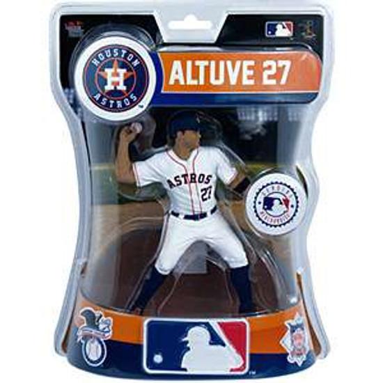 MLB Houston Astros 2016 Jose Altuve Action Figure