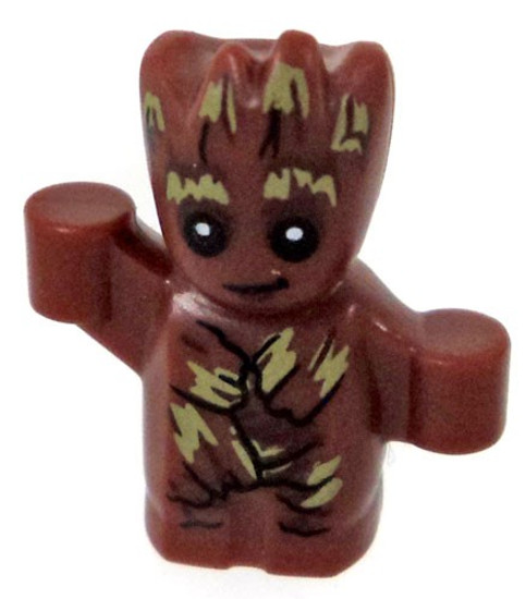 LEGO Marvel Guardians of the Galaxy Vol. 2 Baby Groot Minifigure [Loose]