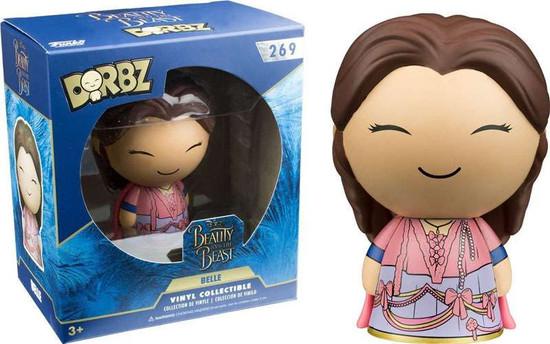 Funko Disney Beauty and the Beast Dorbz Belle Exclusive Vinyl Figure #269