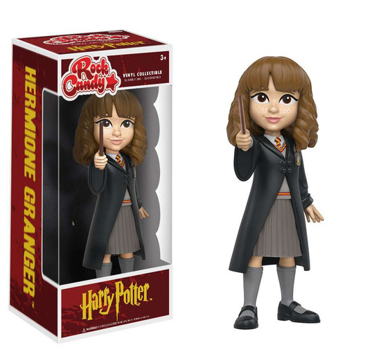 Funko Harry Potter Rock Candy Hermione Granger Vinyl Figure