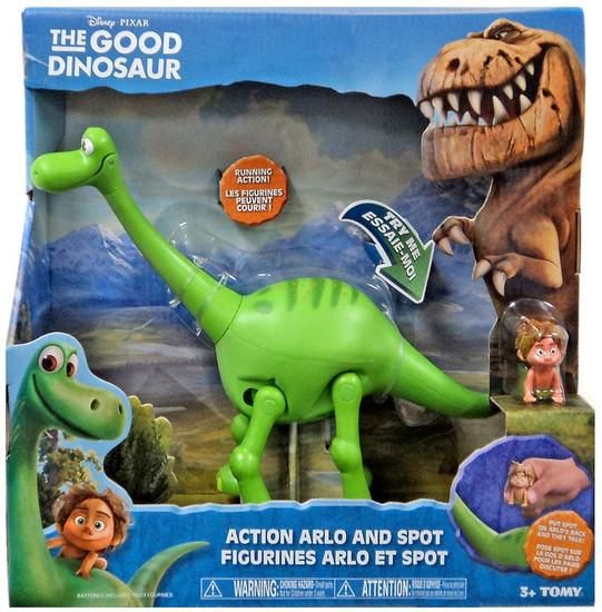 Disney The Good Dinosaur Arlo & Spot Action Figure