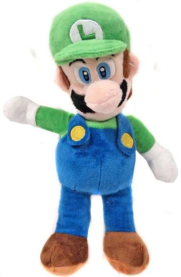 Super Mario Luigi 12-Inch Plush
