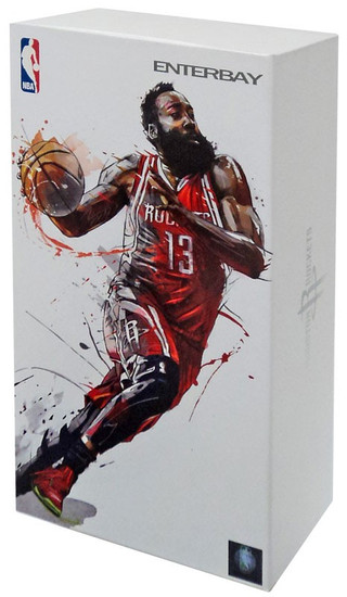 NBA Los Angeles Clippers Motion Masterpiece Series 1 James Harden Collectible Figure